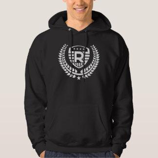 Sweat - shirt à capuche classique - hommes - noir