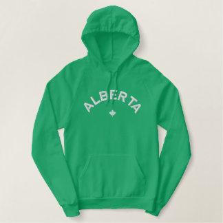 Sweat - shirt à capuche d'Alberta - feuille