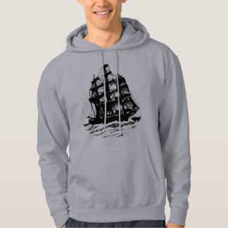 Sweat - shirt à capuche de bateau de FSMAA