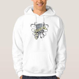 Sweat - shirt à capuche de chasseur de tempête