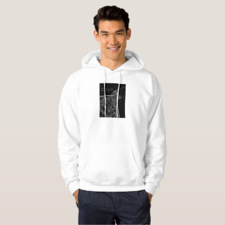 Sweat - shirt à capuche de clone