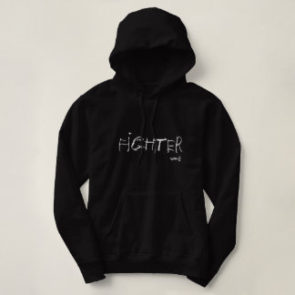"""Sweat - shirt à capuche de """"combattant"""" pour des"""