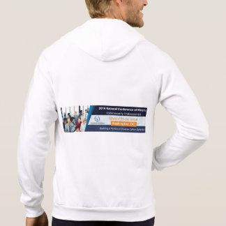 Sweat - shirt à capuche de conférence nationale de