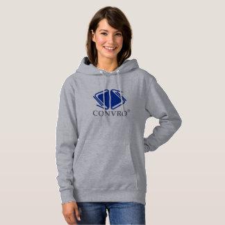 Sweat - shirt à capuche de Convro des femmes