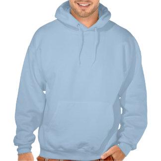 Sweat - shirt à capuche de crâne de chef : Noir Sweatshirts Avec Capuche