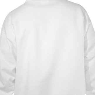 Sweat - shirt à capuche de crâne de timbre d'encre sweatshirts avec capuche