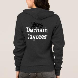 Sweat - shirt à capuche de Durham Jaycee de la