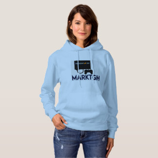 Sweat - shirt à capuche de femmes de MarkTGH