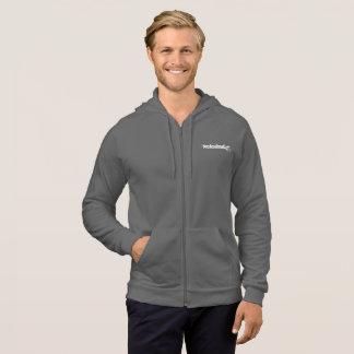 Sweat - shirt à capuche de fermeture éclair