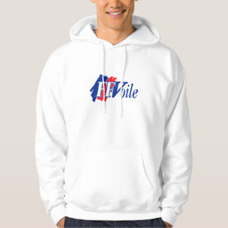 Sweat - shirt à capuche de FFVoile