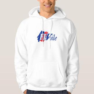 Sweat - shirt à capuche de FFVoile Pulls Avec Capuche