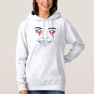 """Sweat - shirt à capuche de """"FILLE du ZOMBI"""" des"""