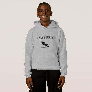 Sweat - shirt à capuche de gardien de but du