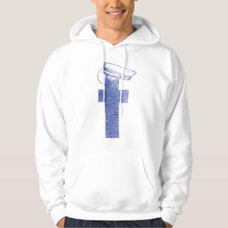 Sweat - shirt à capuche de gardien de Facebook