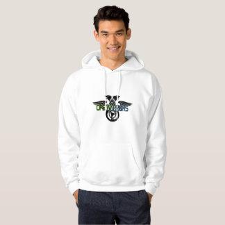 Sweat - shirt à capuche de guerriers d'Ops