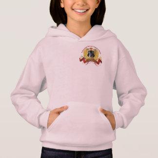 Sweat - shirt à capuche de Hanes de filles de