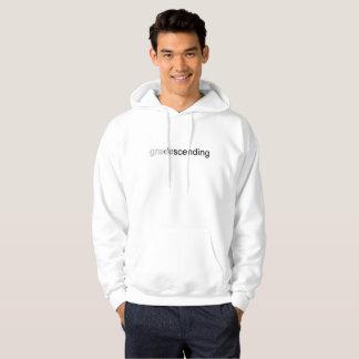 Sweat - shirt à capuche de la grâce D