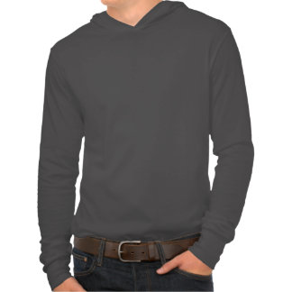 Sweat - shirt à capuche de la lune des hommes de t-shirt
