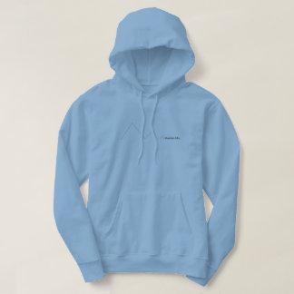 Sweat - shirt à capuche de la vie de montagne