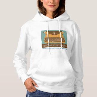 Sweat - shirt à capuche de l'adolescence de groupe