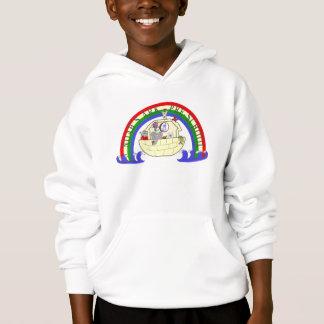Sweat - shirt à capuche de l'arche de Noé
