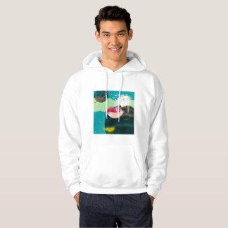sweat - shirt à capuche de l'espace