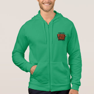 Sweat - shirt à capuche de ligue de flipper de