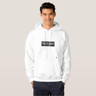 Sweat - shirt à capuche de logo de boîte de