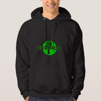 Sweat - shirt à capuche de logo de G33kpod