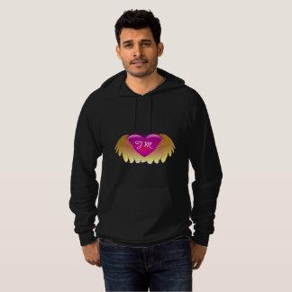 Sweat - shirt à capuche de logo de Jenna Milan