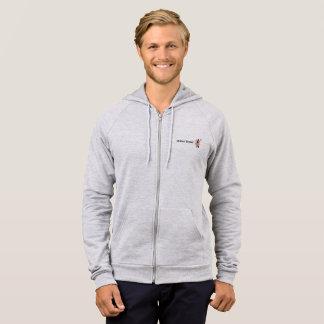 Sweat - shirt à capuche de logo de la marque des