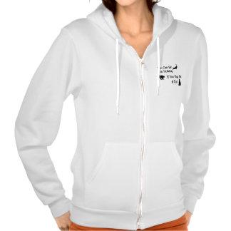 Sweat - shirt à capuche de l'ouatine de vacances sweatshirts avec capuche