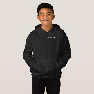 Sweat - shirt à capuche de Malcolm de GARÇONS
