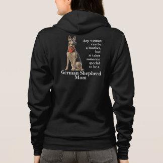 Sweat - shirt à capuche de maman de berger