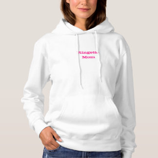 Sweat - shirt à capuche de maman de Ringette