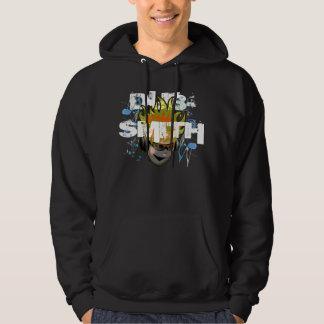 Sweat - shirt à capuche de musique de Copie-Smith