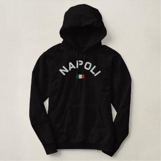 Sweat - shirt à capuche de Napoli Italie - Naples Sweatshirt Brodé Avec Capuche
