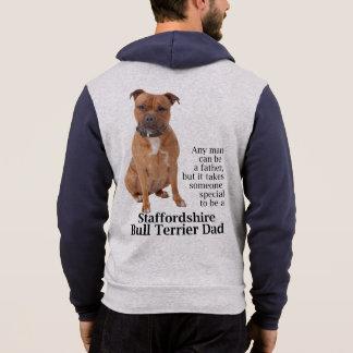 Sweat - shirt à capuche de papa de Staffie