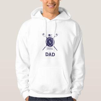 Sweat - shirt à capuche de parent de NBC - papa