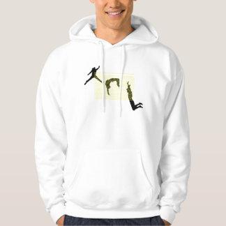 Sweat - shirt à capuche de Parkour