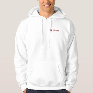 Sweat - shirt à capuche de plasma de CSL