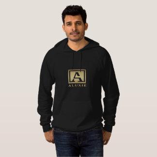 Sweat - shirt à capuche de pull d'ouatine d'ALUXIE