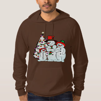 Sweat - shirt à capuche de pull d'ouatine de