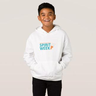 Sweat - shirt à capuche de pull d'ouatine du HSSW