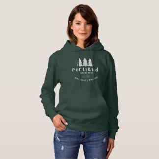 Sweat - shirt à capuche de S de FEMMES de