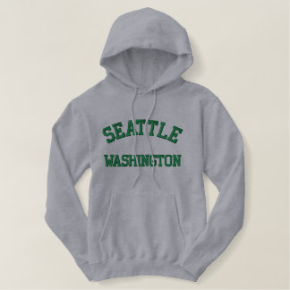 SWEAT - SHIRT À CAPUCHE DE SEATTLE