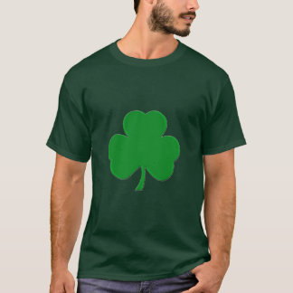 Sweat - shirt à capuche de shamrock