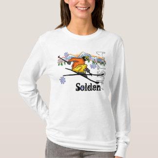 Sweat - shirt à capuche de ski de Solden Autriche