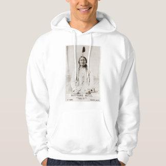 Sweat - shirt à capuche de Taureau de séance