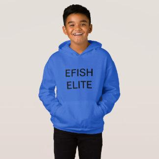 Sweat - shirt à capuche d'élite d'Efish